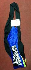 Pantaloncini Salopette Bici Nalini Brescia Bibshort M bike pants made in Italy