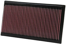 K&N AIR FILTER FOR JAGUAR S-TYPE 4.2 2.7 V6 V8 02-08 33-2273