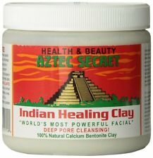 AZTEC SECRET Indian Healing Mud Clay Powder Facial Deep Pore Cleansing 1 Lb