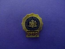 NYPD Detective mini badge - NYPD PBA - NYC Police Detective mini shield - NYC