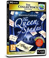 Haunted Legends: The Queen of Spades Collector's Edition (PC DVD) BRAND NEW