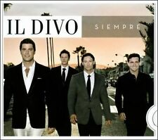 Siempre by Il Divo CD 2011 Low Postage