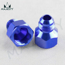 2PCS 10AN AN10 FEMALE to AN8 8AN MALE REDUCER EXPANDER HOSE FITTING ADAPTOR BL