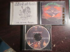 RARE Heavy Metal CD LOT Metalaxis Savage Axe Keith Kurup