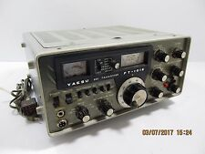 Yaesu FT-101E 160 - 10 Meter SSB/CW/AM Transceiver - Late Serial Number (Tested)