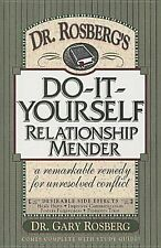 DR ROSBERGS DO IT YOURSELF RELATIONS MENDER Rosberg, Gary Paperback