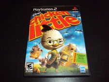 """Disney's Chicken Little """"Great Condition"""" PlayStation 2 Complete PS2"""