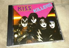KISS cd KILLERS ace frehley paul stanley eric carr free US shipping