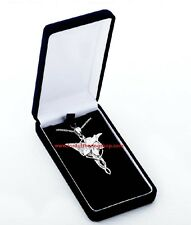 "THE LORD OF THE RINGS - ""ARWEN EVENSTAR NECKLACE"" STERLING SILVER 925 LOTR New"