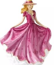 Royal Doulton ELIZABETH FOY 2014 Ceramic Figurine Figure Of The Year HN5675 NEW