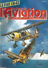 """FANA DE L AVIATION N°166 T-33 / FAIREY """"FANTOME"""" / S.199 109 EST / FIAT CR 42"""