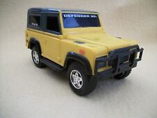 String-pull drive action Land Rover Defender 90, 4 x 4  © 1995 Lanard Toys Ltd.