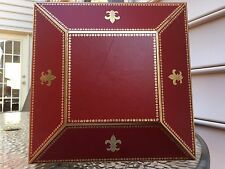 "REMY MARTIN ""Louis XIII"" Cognac EMPTY Casket-shaped OLDER Presentation Box !!!"