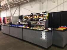 20' Trade Show - Flea Market Booth On Wheels