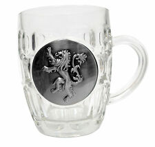 Chope en verre Game of Thrones : Lannister - SD Toys (Neuf)