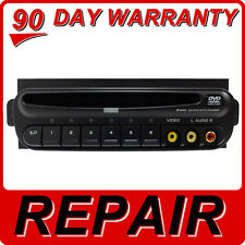 REPAIR 02 03 - 07 Chrysler TOWN & COUNTRY Dodge CARAVAN RCA 6 CD DVD Player DISC