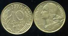 FRANCE  FRANCIA  10 centimes 1967  SUP   ( bis )