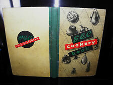 G.E.C. Cookery Book and Instruction Book for Use with Electric Cookers,
