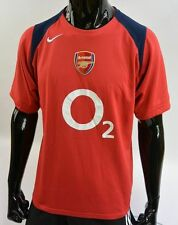 2004-05 nike Arsenal FC GUNNERS London  Trainig Shirt SIZE M (adults)