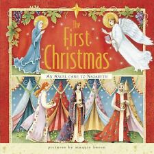 The First Christmas mini edition: An Angel Came to Nazareth Kneen, Maggie Hardc
