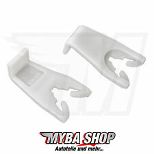 2x WINDOW REGULATOR REPAIR KIT CLIP RENAULT LAGUNA SCENIC ESPACE VELSATIS CLIP