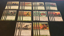60 card Mono Green Infect Deck*Ready to Play*Modern Magic the Gathering*MTG FTG