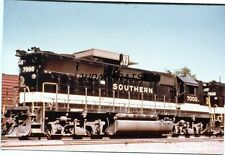 Southern #7000 GP 40 X Charlotte NC 82 ORIGINAL PHOTO -Railroad