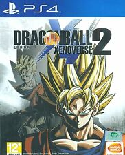 New Sony PS4 Games Dragon Ball Xenoverse 2 HK version Chinese Subtitle Only