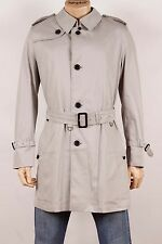 BNWT AQUASCUTUM LONDON MENS 'CORBY' TRENCH / RAIN COAT 42R - RRP £700 A520016