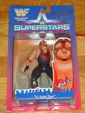 1996 WWF WWE Jakks Big Van Vader Series 2 Wrestling Figure MIP WCW NWA