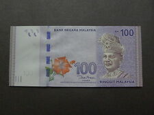 MALAYSIA RM100 REPLACEMENT NOTE ZB1417858 - VF