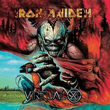 Iron Maiden - Virtual XI - New Double 180g Vinyl LP - Pre Order - 19th May