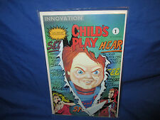 Child's Play #1 Innovation Comics Based on Movie Chucky NM-