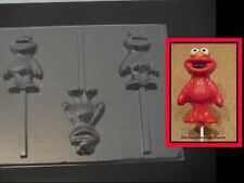 ELMO Full Body Sesame Street Chocolate Candy Soap Mold