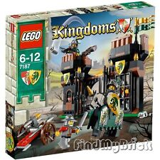 NEW - Lego 7187 Kingdoms Escape from the Dragon's Prison - Sealed - Brand NEW