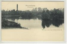 AK Braunschweig, Bürgerpark, 1901
