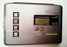 Aiwa HS-RX680 Stereo Radio Cassette Player Walkman