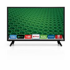 "VIZIO 24"" 1080p FULL HD  LED LCD Smart TV D24-D1 HDTV - NO STAND DEAL!!"