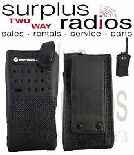 New Motorola OEM PMLN5870A Nylon Swivel Holster XPR3300E XPR3300 XPR3500