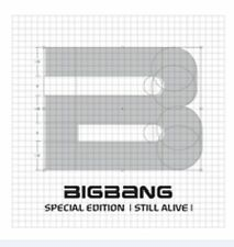 BIGBANG SPECIAL EDITION - STILL ALIVE CD + Booklet + Guide Book + Family Card