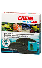 EHEIM CARBON PAD FOR CLASSIC EXTERNAL FISH TANK FILTER MEDIA part nr 2628130