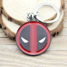 Anime Catoon X-men Deadpool Metal Keychain Pendant Key Chain Chaveiro Keyring LH