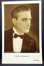 Francis X. Bushman - Actor Movie Photo - Film Foto Autogramm-AK (Lot-H-5999