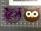Animal Owl Face Cookie Cutter