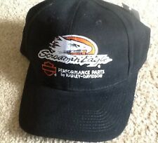 Harley Davidson Screamin Eagle NHRA Hat NWT