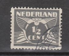R57 Roltanding 57 gestempeld used NVPH Netherlands Nederland Pays Bas syncopated
