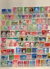WEST GERMANY 1949-69 USED COLLECTION, CAT VALUE OVER £500