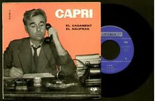 "JOAN CAPRI - El Casament / El Naufrag - SPAIN EP 7"" Vergara 1961 - Extended Play"