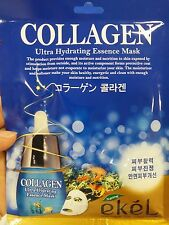 Ekel Collagen Ultra Hydrating Essence Mask K-Beauty 1pcs
