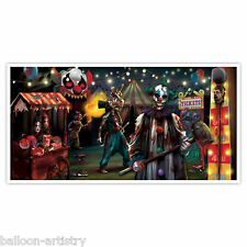 1,65 m Halloween Creepy CARNEVALE PARTY Sinister muro POSTER STRISCIONE Decorazione